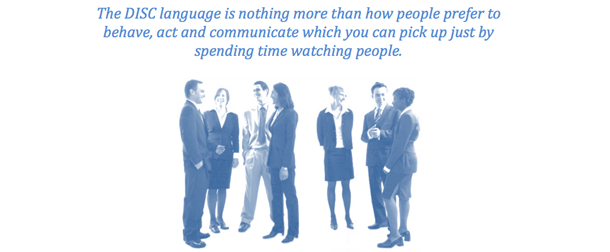 disc language