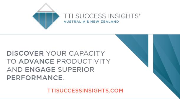 TTI Success Insights ANZ