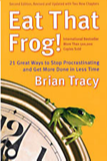 Eat that From! Book by Brian Tracy