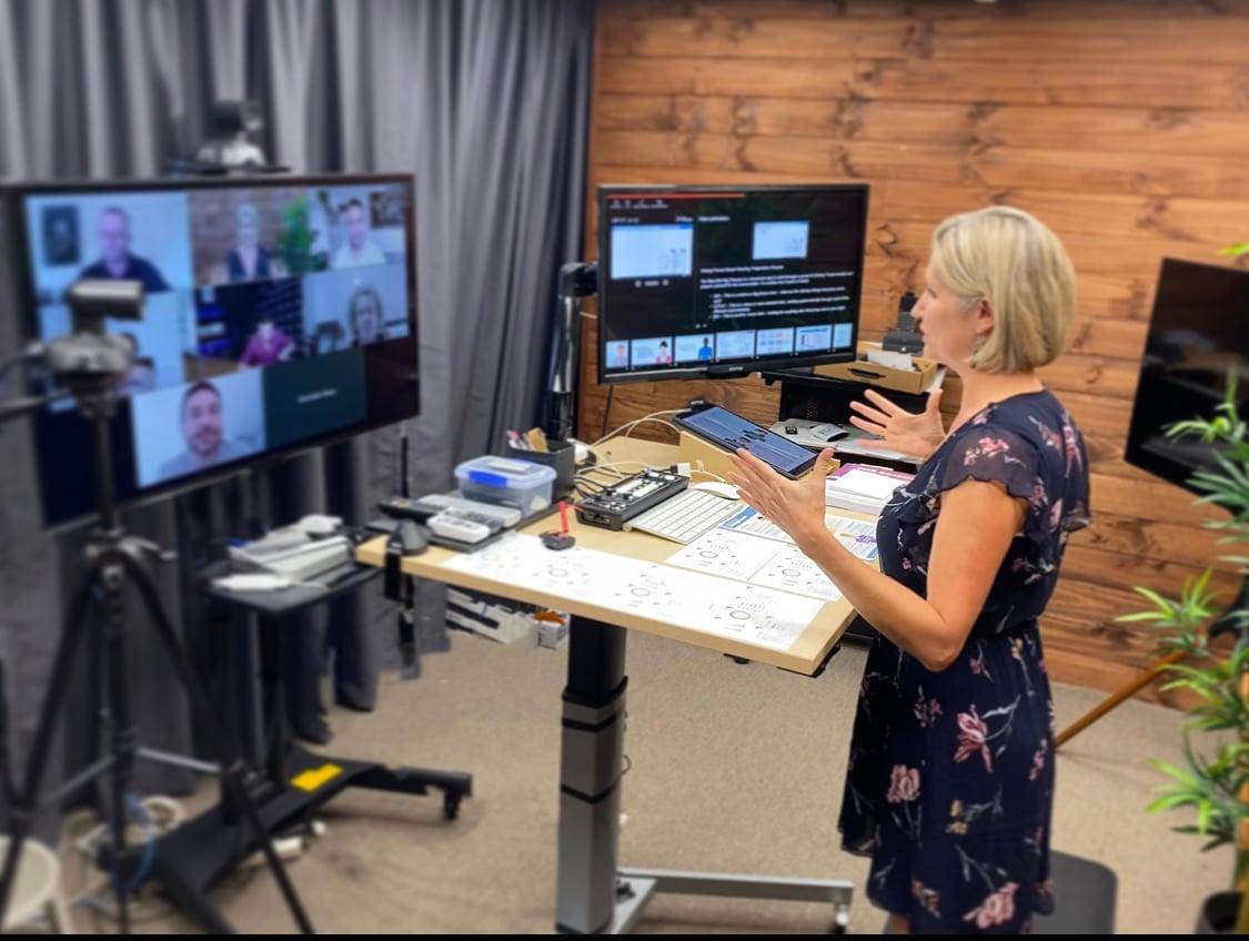 Virtual Science of Self Accreditation
