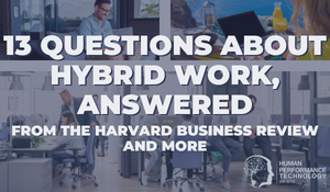 13 Questions About Hybrid Work, Answered