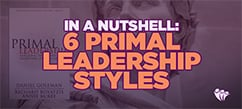 In a Nutshell: 6 Primal Leadership Styles | Leadership