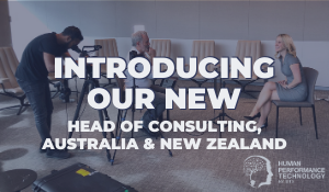 Introducing our New Head of Consulting, ANZ | HPT by DTS News & Updates