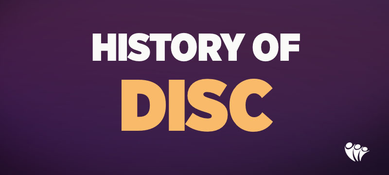 History of DISC