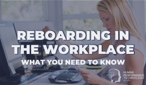Reboarding in the Workplace | Culture & Organisational Development
