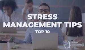 Top 10 Stress Management Tips | Psychology