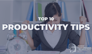 Top 10 Productivity Tips | General Business