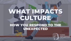 What Impacts Culture | Culture & Organisation Development