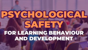 Learning & development | Psychological Safety for Learning Behaviour & Development