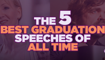 The 5 Best Graduation Speeches of All Time | Learning & Development